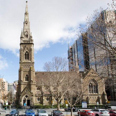 The Scots' Church