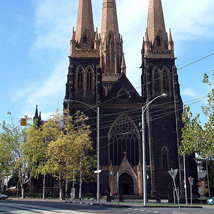 St Patrick's Catholic Cathedral